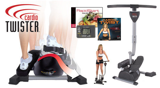 Степпер HouseFIT Cardio Twister (Кардио Твистер) HS-5022