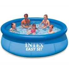 Надувной бассейн INTEX Easy Set Pool 28143 396х84см