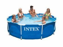 Каркасный бассейн Intex Metal Frame 305х76см, 4485л, Intex, 28200