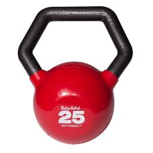 Гиря Body Solid KETTLEBALL KBL25 красная 11,3 кг (25lb)