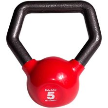 Гиря Body Solid KETTLEBALL KBL5 красная 2,3 кг (5lb)