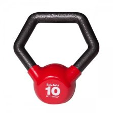 Гиря Body Solid KETTLEBALL KBL10 красная 4,5 кг (10lb)