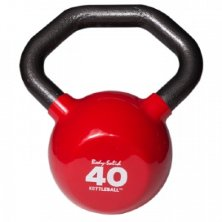 Гиря Body Solid KETTLEBALL KBL40 красная 18,1 кг (40lb)