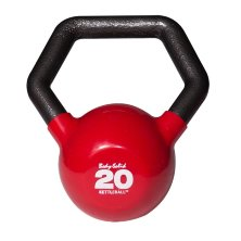 Гиря Body Solid KETTLEBALL KBL20 красная 9,1 кг (20lb)