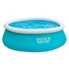 Надувной бассейн INTEX Easy Set Pool 28101 183х51см