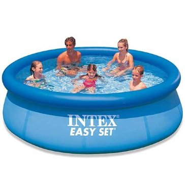 Надувной бассейн INTEX EASY SET POOL 28120 305х76 см